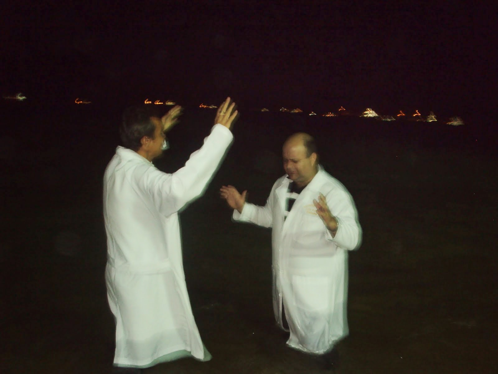 1º Batismo da IEADCFC