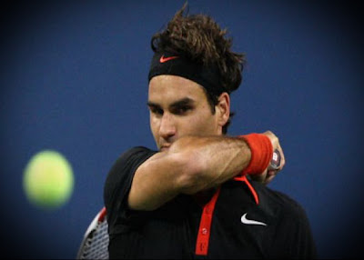 Federer won a victory in the second round in the United States
