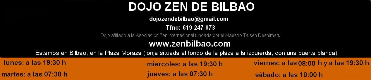DOJO ZEN DE BILBAO [www.zenbilbao.com]