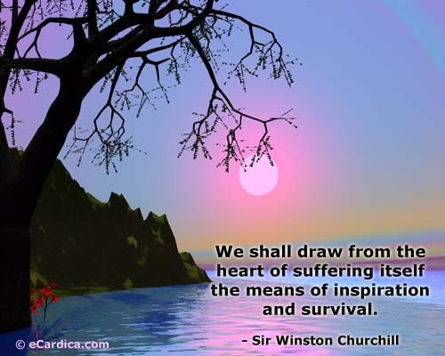 Winston Churchill ~ Quotes