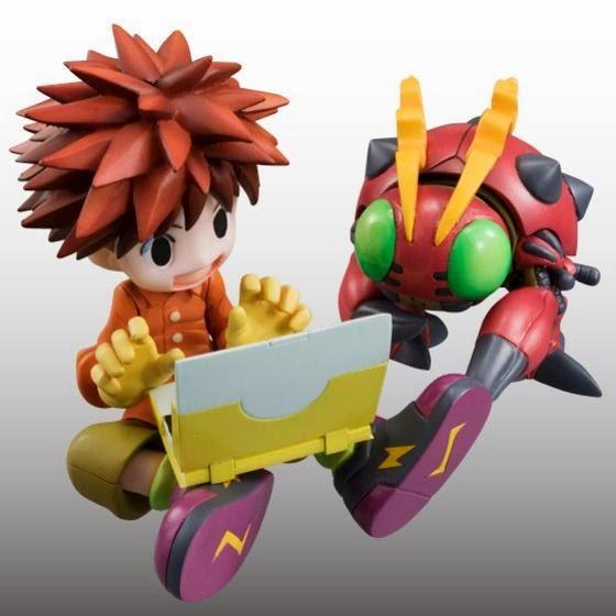 [Merchandise] Nova Linha de Figuras de Digimon Adventure Figuras07