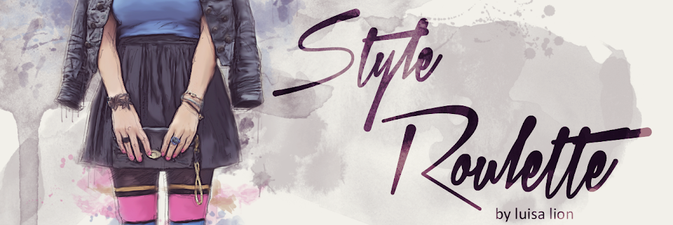 *Style -  Roulette* - Mnchner Mode &amp; Lifestyle Blog