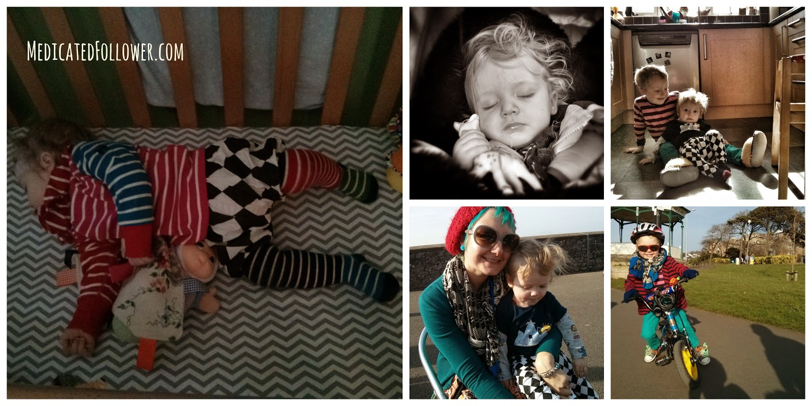 Geometric Kids Fashion Beau Loves H&M Polarn O Pyret