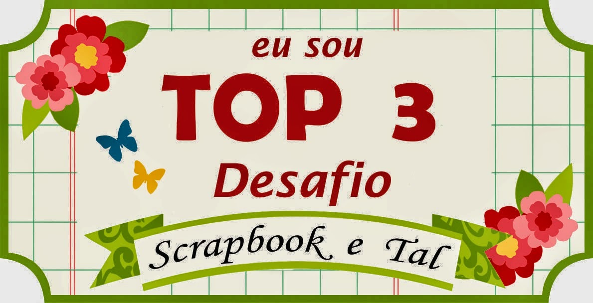 TOP03 SCRAPBOOK E TAL