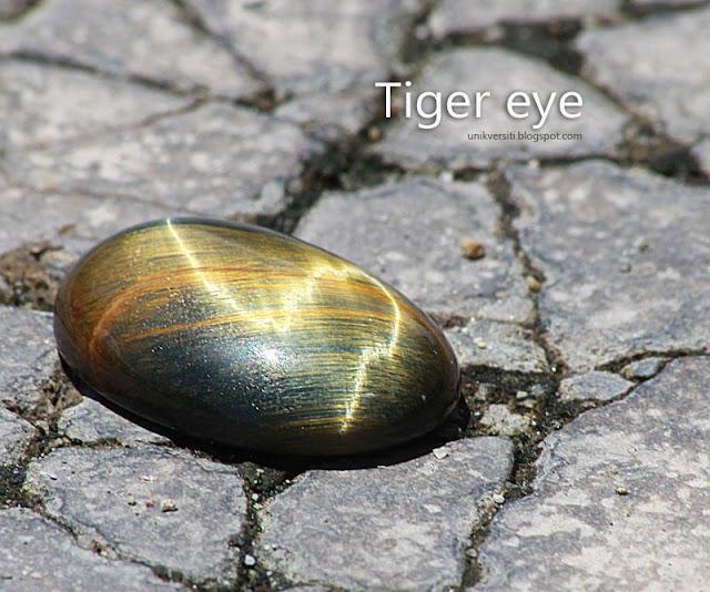 Batu permata Tiger eye