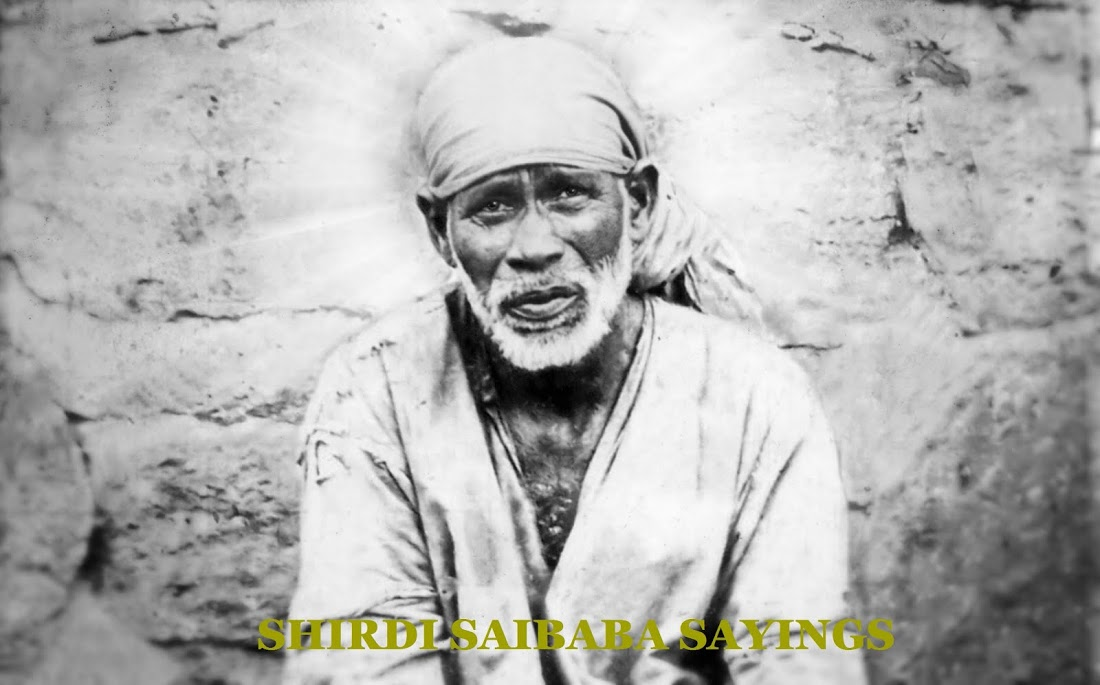 SHIRDI SAIBABA SAYINGS - TAMIL