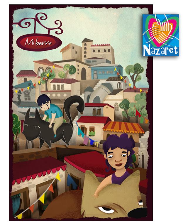 Donación para la fundación Nazaret