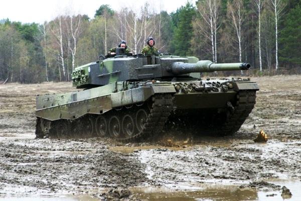 MBT Leopard 2A4. PROKIMAL ONLINE Kotabumi Lampung Utara