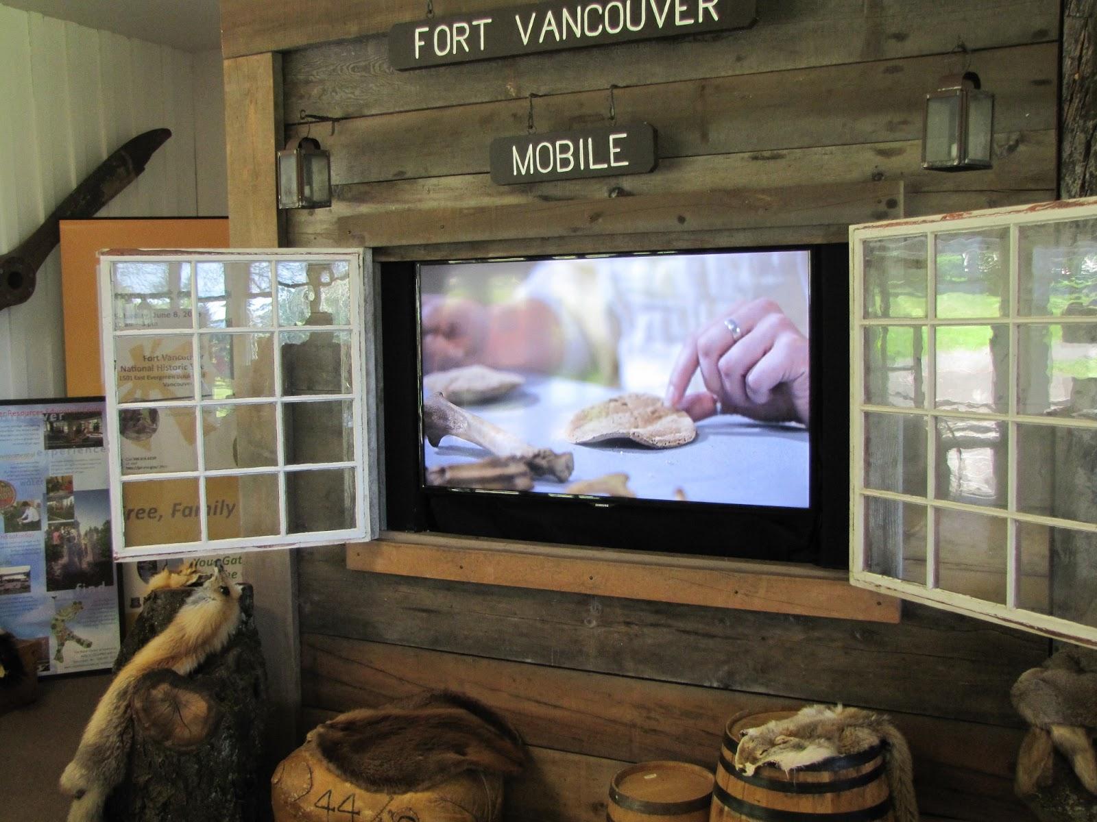 Fort Vancouver Mobileu0027s Permanent Exhibit Debuts!