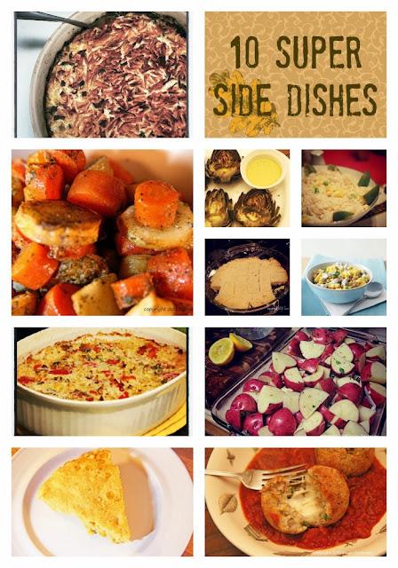 10 super side dishes