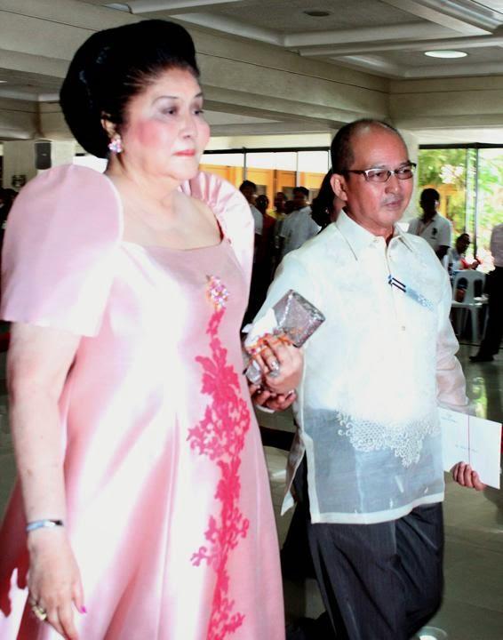 Ilocos Norte Representative Imelda Marcos