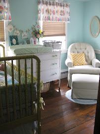 Our Vintage Nursery