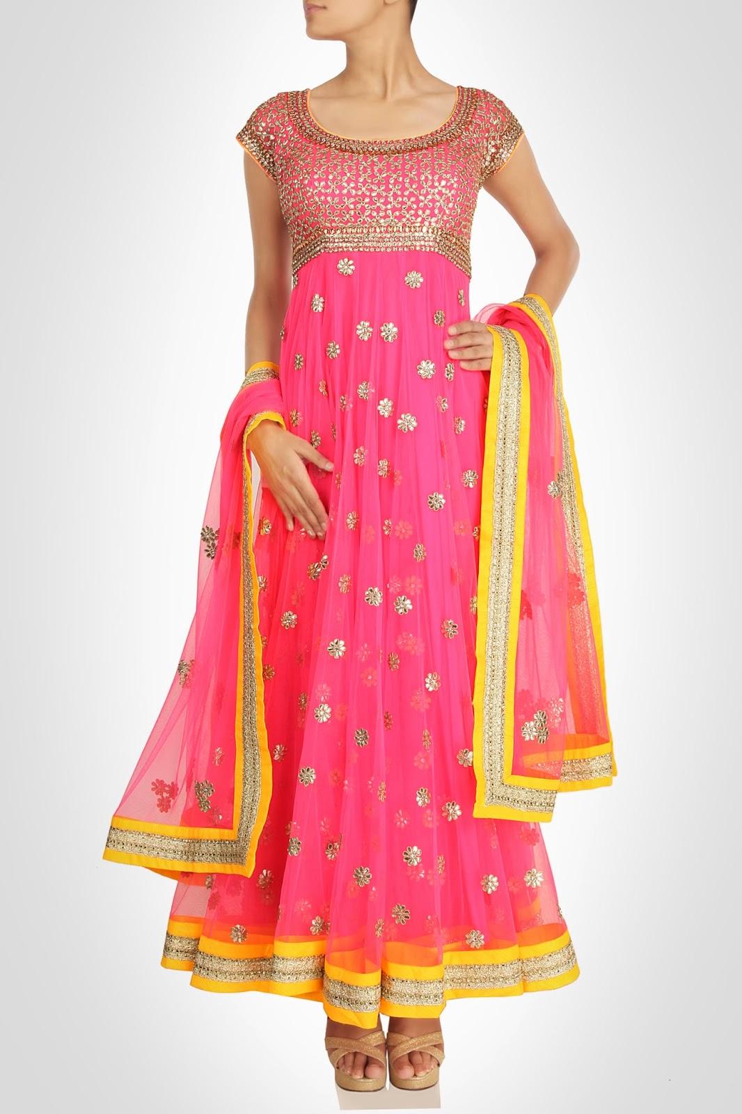the best wedding dresses 2013 by seema gujral vega