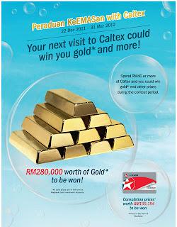 caltex-contest