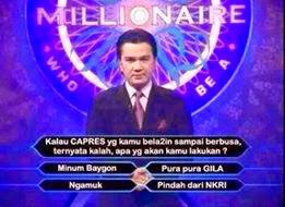 Pendukung Prabowo Gila dan Stress
