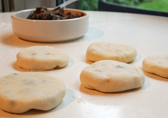 recette biscuits anglais
