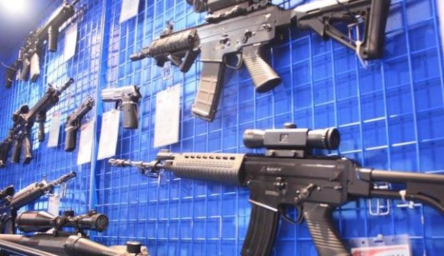Timor Leste Pesan Senjata Laras Panjang Pindad