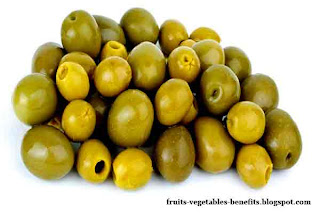 Benefits Of Eating Olives Fruit