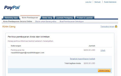 Transaksi Pembelian Online Paypal-2