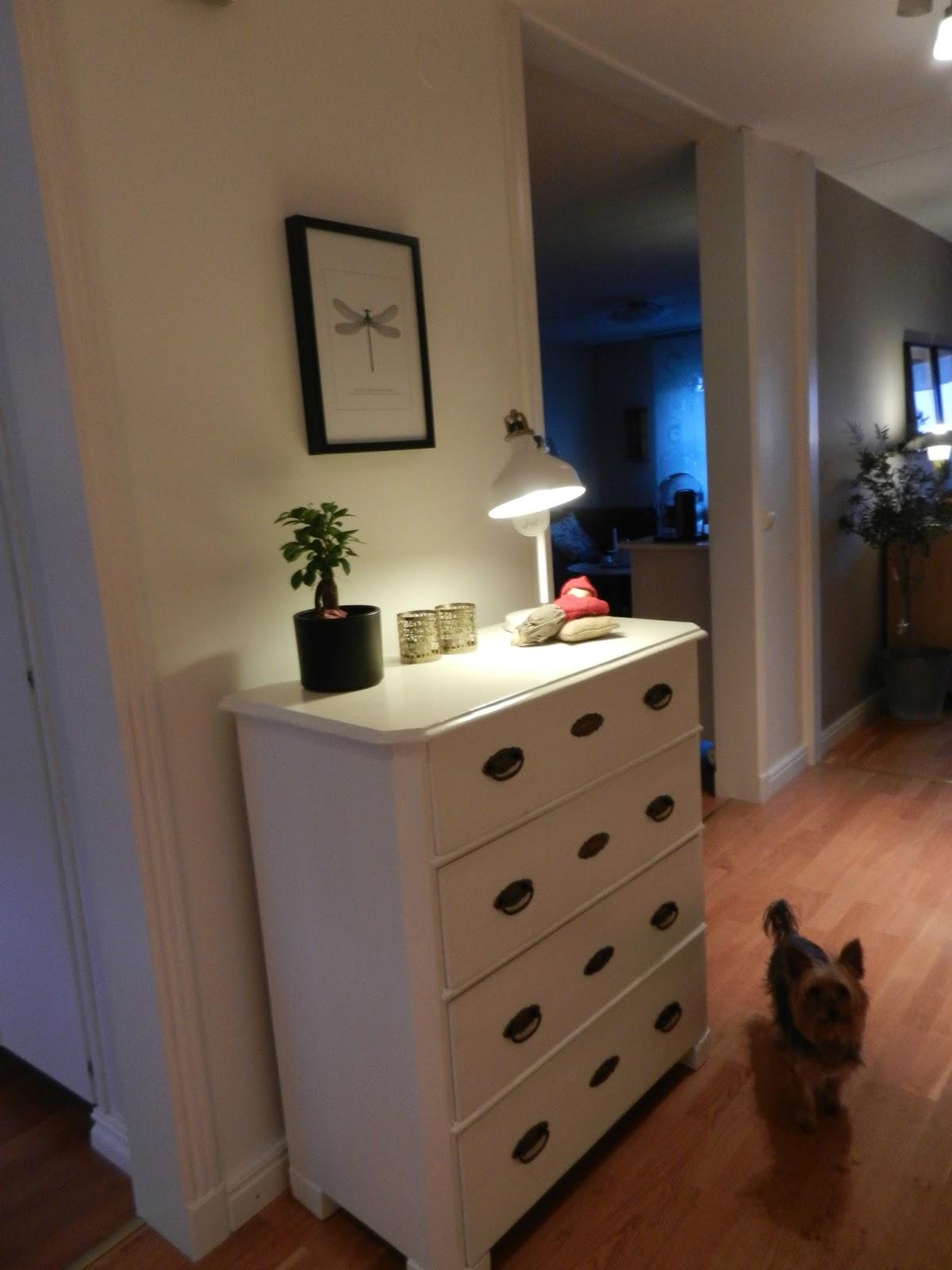 Radhus och Stugas blogg.: I år har vi renoverat en del i vårt radhus.