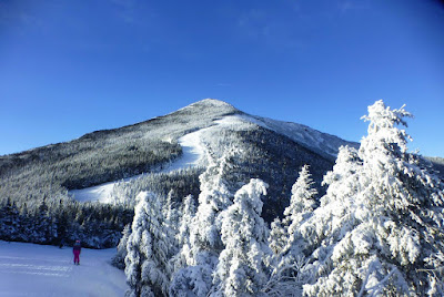 Whiteface Mountain, Saturday 01/23/2016.  The Saratoga Skier and Hiker, first-hand accounts of adventures in the Adirondacks and beyond, and Gore Mountain ski blog.