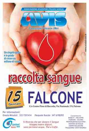 FALCONE 15 GENNAIO 2017 CENTRO FISSO DI RACCOLTA IN VIA NAZIONALE, 174