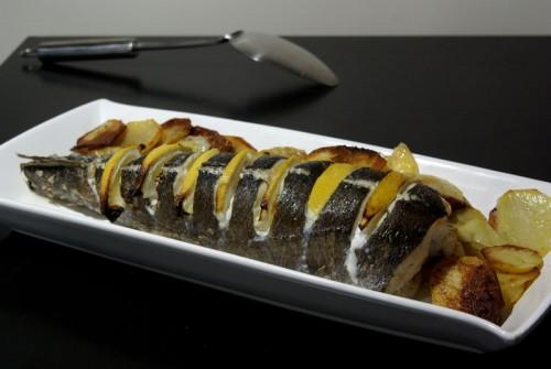 Cocinar sin sal pescadilla merluza al horno sin sal - Cocinar sin sal ...