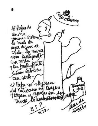 Profecia Parravicini sobre tsunami em 2013, nostradamus 2013