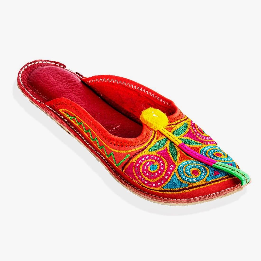Rajasthani Heels