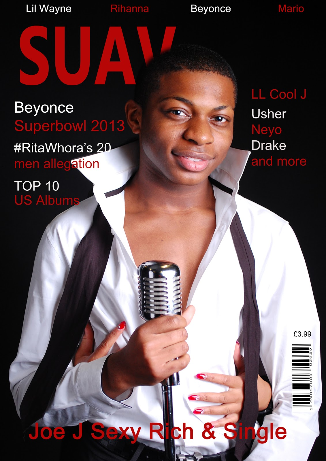 as media music magazine coursework