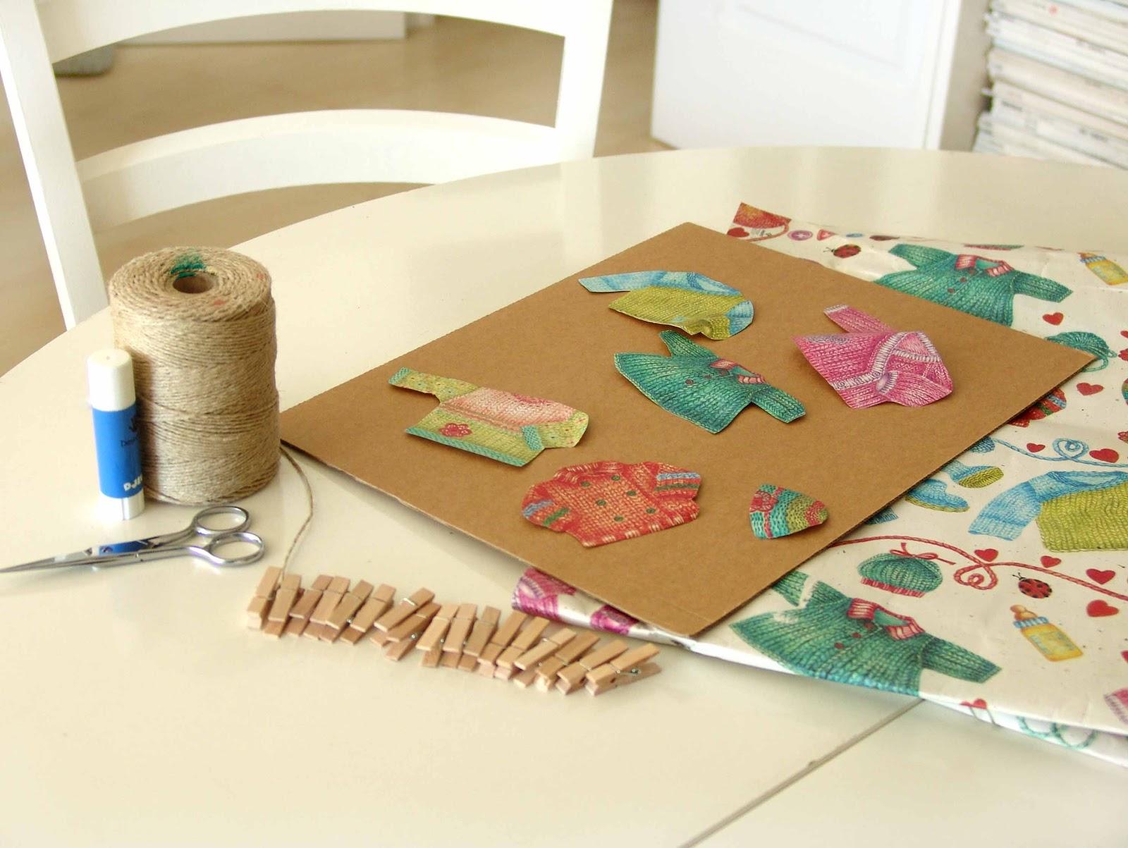 Lalibelula adornos de navidad hechos con carton for Adornos de navidad con carton