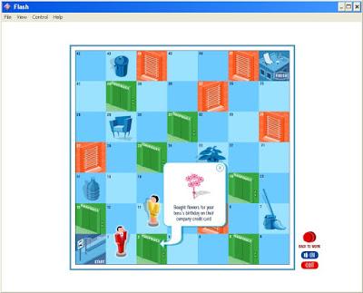 Permainan Ular Tangga Pada Komputer