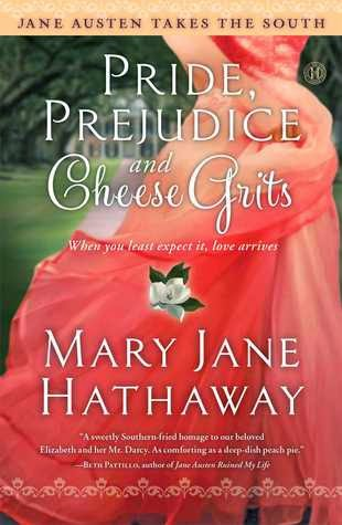 https://www.goodreads.com/book/show/20257258-pride-prejudice-and-cheese-grits