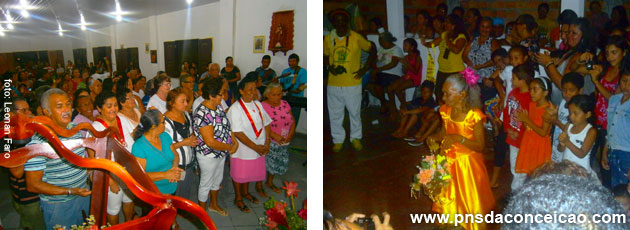 Festividade de Sant'Ana 2012 Murinin