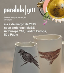 Aconteceu! Paralela Gift de 04 a 07/03