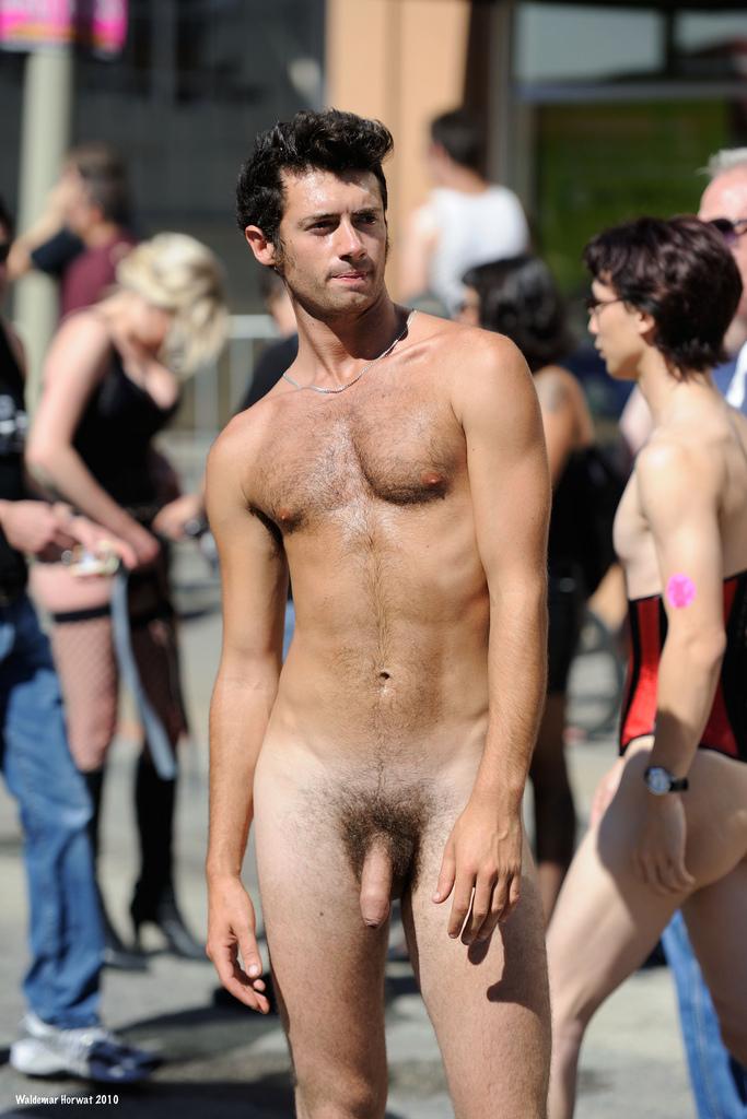 Francisco in male san stripper