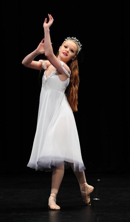 Neo classical solo, Annie J Ballarat 2012