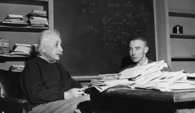 Document from Einstein and Oppenheimer on Aliens and UFOs