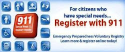Emergency Preparedness Voluntary Registry