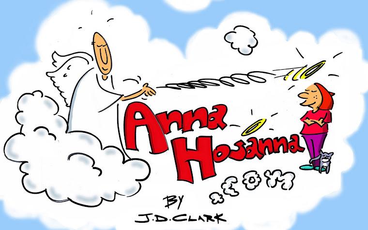 Anna Hosanna Books