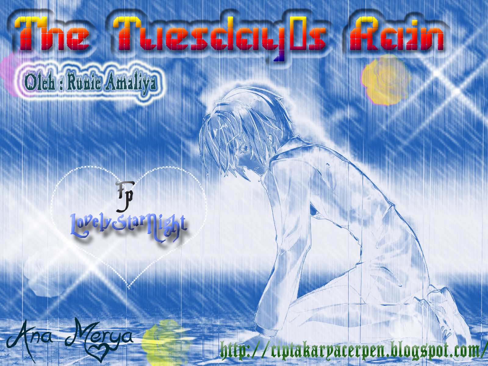 The Tuesday's Rain