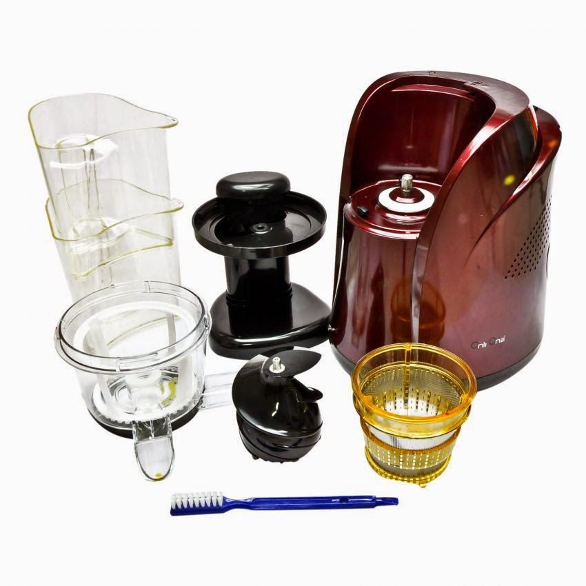 Slow Juicer Easy Cleaning : OEM Slow Juicer 002