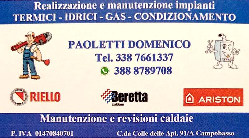 Paoletti Domenico