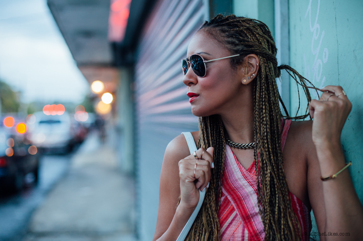 FAshion Blogger, Taye Hansberry Braids, Top ten fashion bloggers