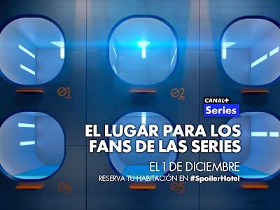 Canal Plus Series Spoiler Hotel