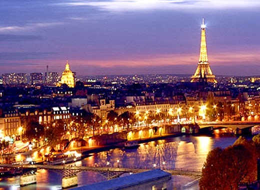 Paris, France 10 cities to visit in the year 2014