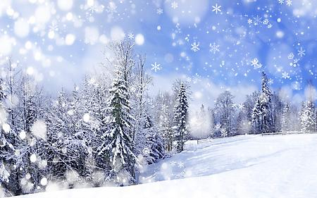 Зимний калейдоскоп