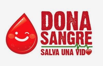 Donar sangre no cuesta nada