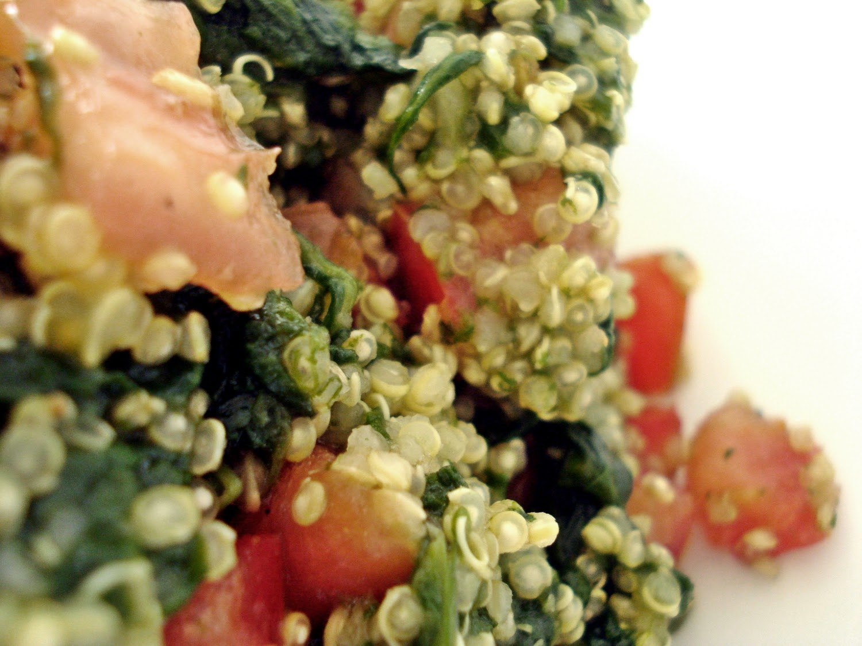 Un vegetariano italiano en madrid novembre 2014 for Cocinar quinoa negra