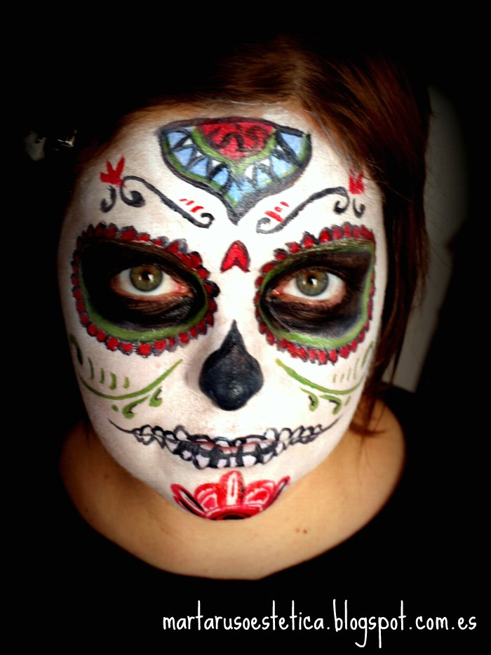 Mexican Face Paint Male